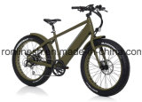 350With500W, fette verstecktes Battery/MTB fettes elektrisches Fahrrad des Gummireifen-48V des Schnee-elektrische Fahrräder/fetthaltiges e-Fahrrad/fettes Reifen-Schnee-Fahrrad/fetter Gummireifen Pedelec En15194
