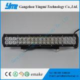 Barra chiara del LED Lightbar del lavoro fuori strada del CREE LED 108W