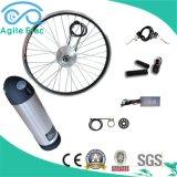 36V 250W Naben-Konvertierungs-elektrischer Fahrrad-Installationssatz mit Flaschen-Batterie
