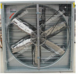 Ventilateur d'échappement industriels, ventilateur Axial Flow, de ventilation Fan de 1220mm
