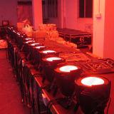 Van de LEIDENE van DJ van het stadium het Licht van het PARI 200W MAÏSKOLF van Watts RGBW