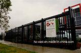 Haohan Sécurité extérieure de haute qualité Porte coulissante en fer forgé 1