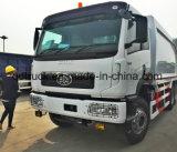 20m3 Camião de lixo comprimido, FAW compactador de lixo