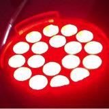 Indicatore luminoso 15W X 18 di PARITÀ di RGB LED per l'indicatore luminoso della fase della discoteca del partito del DJ