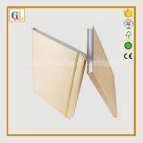 Impression de livre d'ordinateur portable de haute qualité en couleur dorée