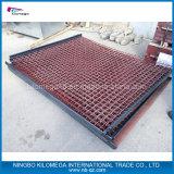Treillis métallique serti à haute résistance d'acier inoxydable pour le tamis d'exploitation