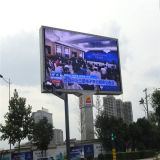 Grande schermo di visualizzazione esterno del LED di angolo di visione di vendite calde P8