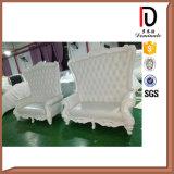 Antique Luxury Living King King cadeira de trono Br-K180