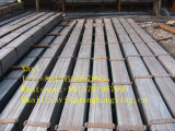 Barre plate de haute résistance et structurale d'acier du carbone de construction