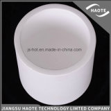 Crogiolo cilindrico bianco del silicone fuso di figura di prezzi di fabbrica