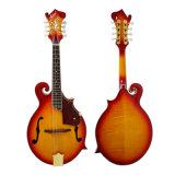 Mandoline acoustique figure solide Maf008 de type du corps F d'érable d'Aiersi
