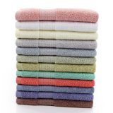 無地のSoftextileテリーの純粋な綿の浴室タオル