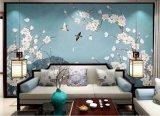 Un style moderne de la peinture décorative démissionner en 3D