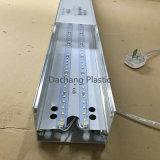 Milchiger Acrylstrangpresßling-Lampenschirm