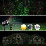 Luz laser certificada módulo ligero estrellado de la mini estrella del laser de la ducha del alto brillo