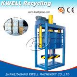 Vêtements utilisés/presse hydraulique compresse de textile/machine de emballage/machine à emballer verticale