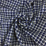 Меньшяя ткань шерстей проверки Houndstooth для шинели