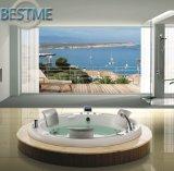 Banheira acrílica do Whirlpool Multifunctional da massagem (BT-A1001)