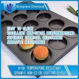 Rivestimento antiaderante di ceramica nero a un solo strato (C-105)