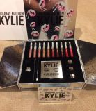 Kylie Jenner Kit con Lipgloss + Lipliner + Crema Shadow + Lip Kit