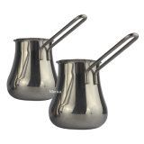 家庭電化製品のステンレス鋼はミルクの水差しを長扱う