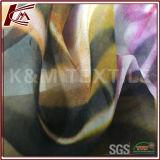 Lichte en Elegante Afrikaanse Ruwe Zijde George Fabric met SGS