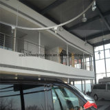 Structure métallique Car Showroom Building with Best Design