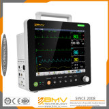 Système de surveillance du patient Bmo210 Moniteur portable de signes vitaux pour l'hôpital pour animaux de compagnie