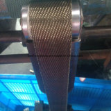 Hitteband 현무암 티타늄 배출 열 포장