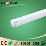 Ctorch는 형광성 LED T8에 의하여 통합된 관 빛을 대체한다