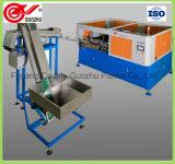 Полуавтоматическая малых ПЭТ-бутылки выдувание машины литьевого формования