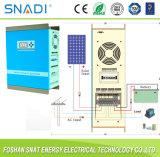 inversor híbrido da potência 1kw/2kw/3kw/4kw/5kw solar com o controlador da carga para o sistema de energia solar