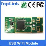 Module à deux bandes de WiFi d'USB encastré par Rt5572 pour le récepteur sans fil et émetteur avec la FCC de la CE