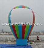 20FT Heißluft-Modell-aufblasbarer Bodenballon für Verkauf K2088