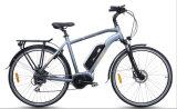 Le modèle de ville Mi-Pilotent la bicyclette électrique de moteur (TDB18Z)