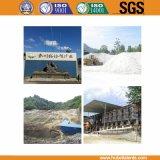 Sulfato de bario para la industria de la capa y de pintura del polvo