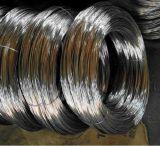 Гальванизированный стальной проволоки и имеющих обязательную силу провод/Galvanzied вешалки провод