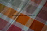 100%Polyester Tartan Pigment&Disperse druckte Gewebe für Bettwäsche-Set