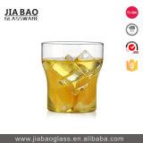 copo de vidro da parede de 350ml Pyrex produtos vidreiros elevados do Borosilicate do único