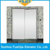 Ascenseur de marchandises avec type d'ouverture latérale