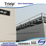 Prepainted Corrugated Galvanized Steel Wall Sheet
