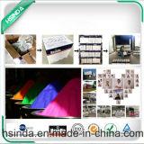 Hsinda Fabrication en Chine Revêtement spécial en poudre de polyester décoratif Moire
