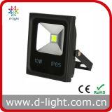 매우 호리호리한 85-265V IP65 옥외 사용 옥수수 속 10W LED 투광램프