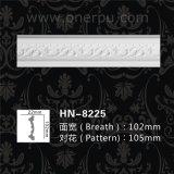 PUの室内装飾Hn8225のための形成の建築材料のコーニス