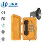 Téléphone extérieur de tunnel, téléphone sans fil industriel, téléphone d'Internet pour le mien