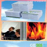 Placa à prova de fogo Eco-Friendly do EPS do cimento da espuma do painel de sanduíche da economia Labor