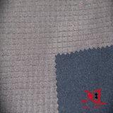 Tejido de poliéster recubierto de polar polar para la chaqueta / traje de esquí