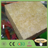 Panneau de laines de roche d'isolation thermique de qualité