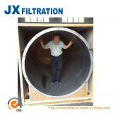 Pantalla de filtro de tambor rotatorio del acero inoxidable