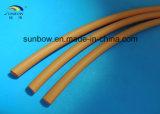 새로운 에너지 산업을%s 주황색 색깔 Polyolefin 열 수축 관